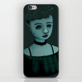 Night Girl II iPhone Skin