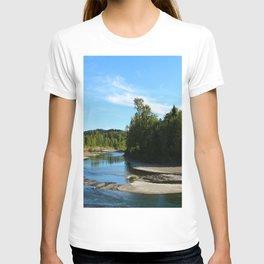 Quillayute River T-shirt