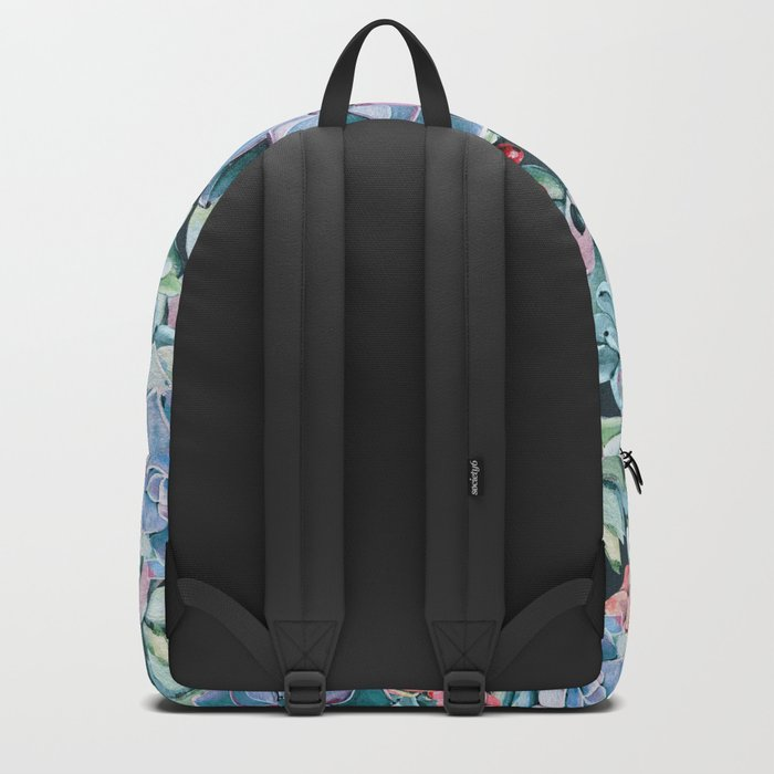 Succulents - For the Memory of a Never-ending Love Backpack