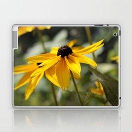 Beckie - rudbeckia flower Laptop & iPad Skin