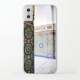 Paris.XII Clear iPhone Case