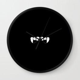 Vampiria Wall Clock