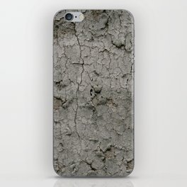 Old Brittle Wall iPhone Skin