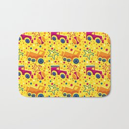 Party of toys Bath Mat