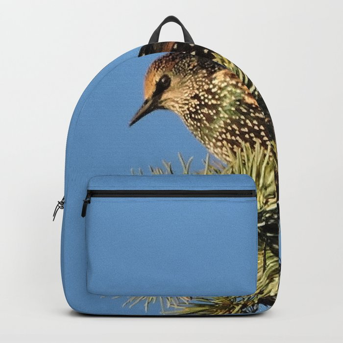 O My Starling, Clementine! Backpack
