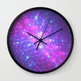 2107 Vibes Wall Clock