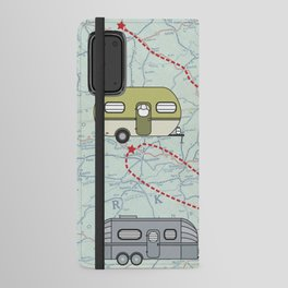 Get Your Kicks Android Wallet Case
