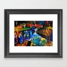 Reflect Framed Art Print