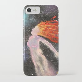 Mother of the Universe iPhone Case