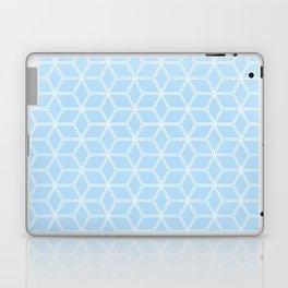 Hive Mind Light Blue #280 Laptop & iPad Skin