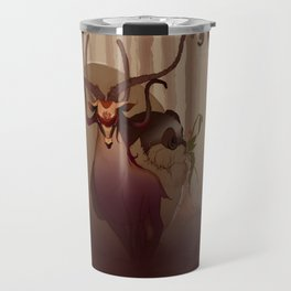 The Night Deer & Pepín le Lapin Travel Mug