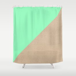 Pastel Love Shower Curtain