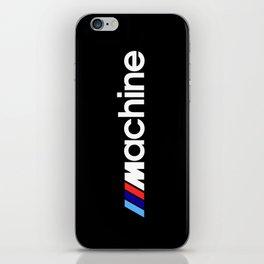 BMW Machine iPhone Skin