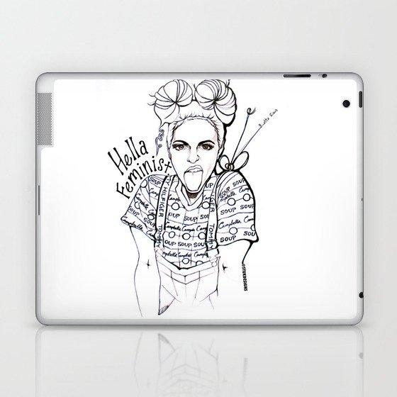 #STUKGIRL EMMA Laptop & iPad Skin