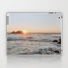 summer sunset iii Laptop & iPad Skin