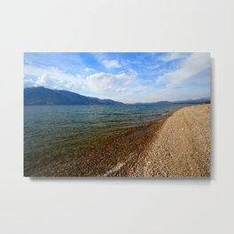 Jackson Lake, Wyoming III Metal Print