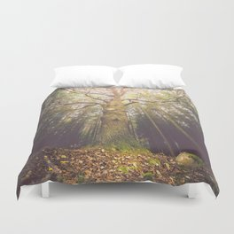 The taller we are Duvet Cover