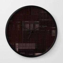 Windows_4 Wall Clock