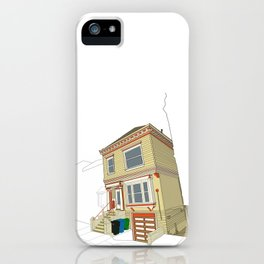 Mike's House iPhone Case