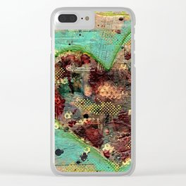 Permission Series: Gorgeous Clear iPhone Case
