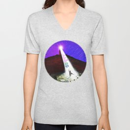 Deep Waters Unisex V-Neck