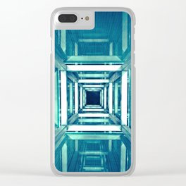 Holocaust Memorial Clear iPhone Case