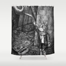 Wishes Come True Shower Curtain