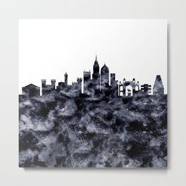 Bangalore Skyline India Metal Print