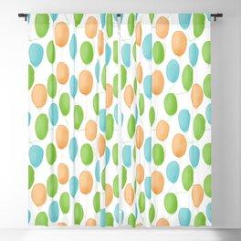 Pastel balloons by Keyton Design Blackout Curtain