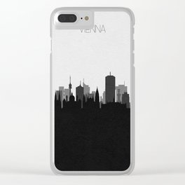 City Skylines: Vienna Clear iPhone Case