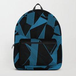 3D Broken Glass III Backpack