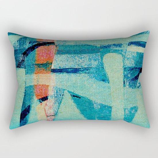 Water Polo Rectangular Pillow