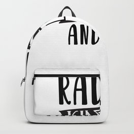 Tote Bag Radiate Kindness and Light Backpack