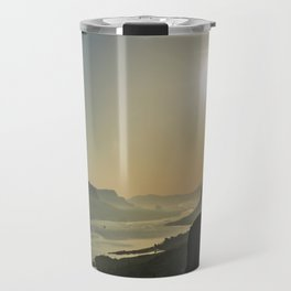 Sunrise Gorge Travel Mug