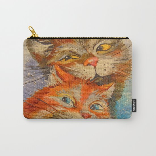 Lovers seals Carry-All Pouch