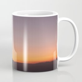 Masada Sunrise Coffee Mug
