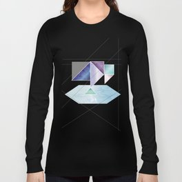 Pondering Pica Long Sleeve T-shirt