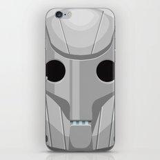 Cyberman - Doctor Who iPhone & iPod Skin