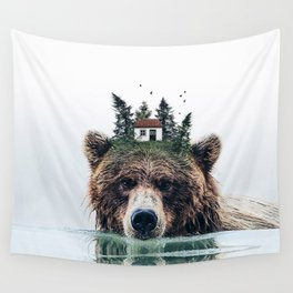 House Guardian Wall Tapestry