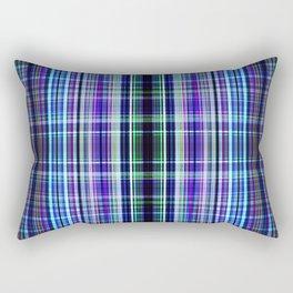 Faded stripes pattern Rectangular Pillow