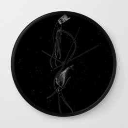 Codependant Wall Clock