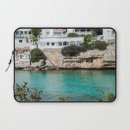 Wonderful landscape of Menorca. Laptop Sleeve