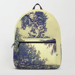 Memory of a Hazy Morning Backpack
