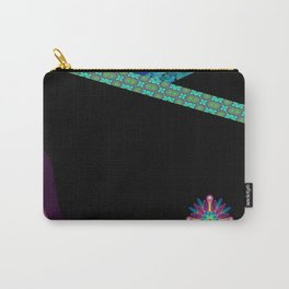 Black DeliAh Carry-All Pouch