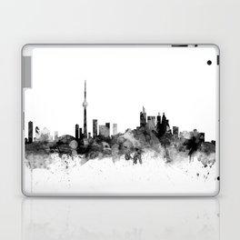 Toronto Canada Skyline Laptop & iPad Skin