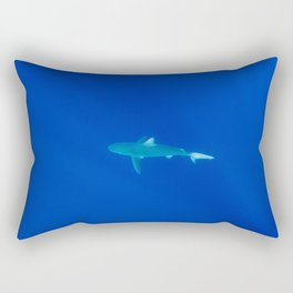 Hawaiian Shark Rectangular Pillow