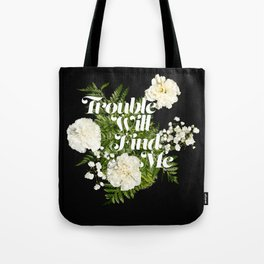 The National - Trouble Will Find Me Tote Bag