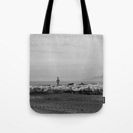 Kafka on a Shore Tote Bag