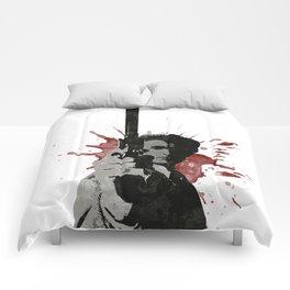 Dirty Harry Comforters