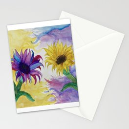 Comparing Stationery Cards